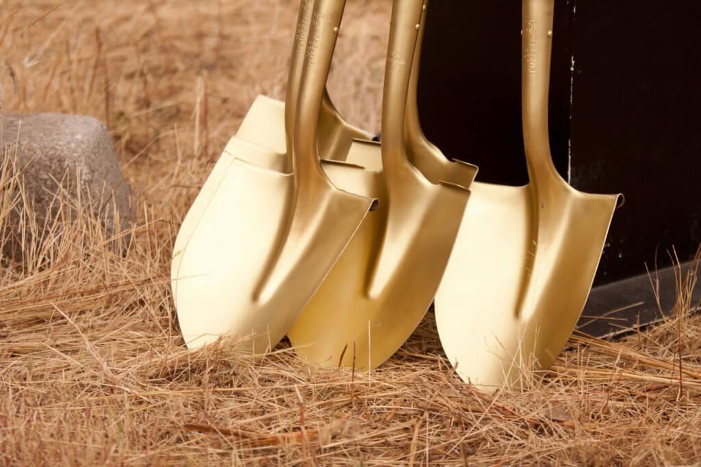 Texas wins Gold Shovel Award